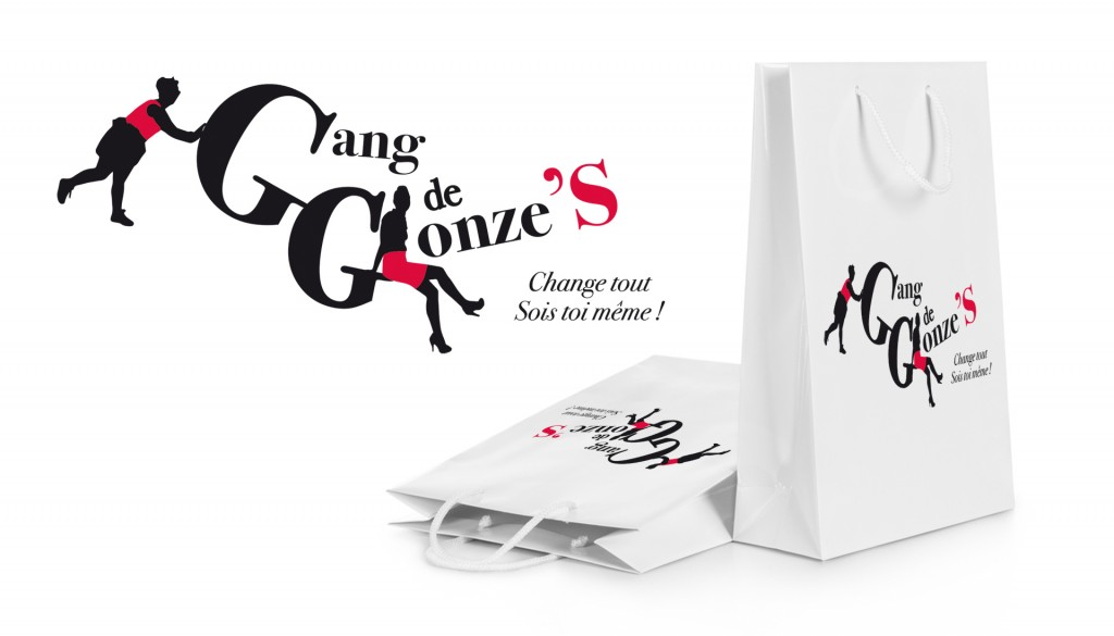 magasin-gang de Gonze's-vetements-la roche sur yon-vendee-logo